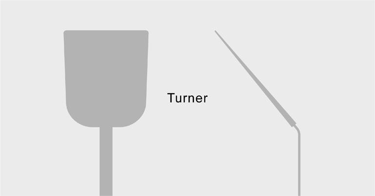 ターナーのイラスト